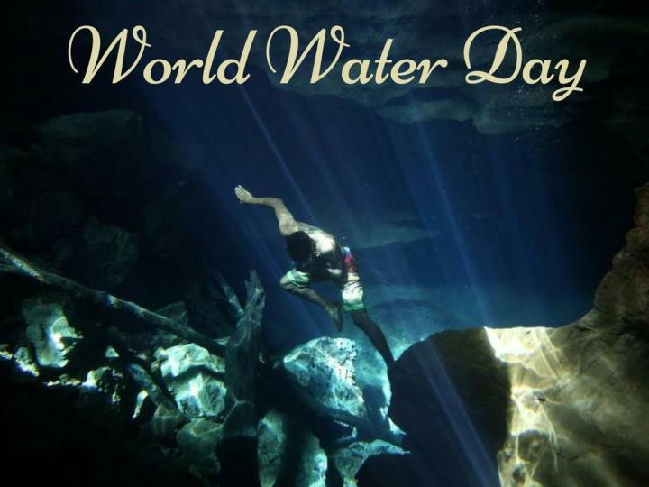 world water day n.