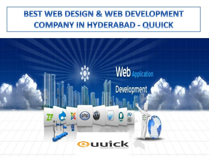 Ppt Web Development Company In Hyderabad Powerpoint Presentation Free Download Id 7536544