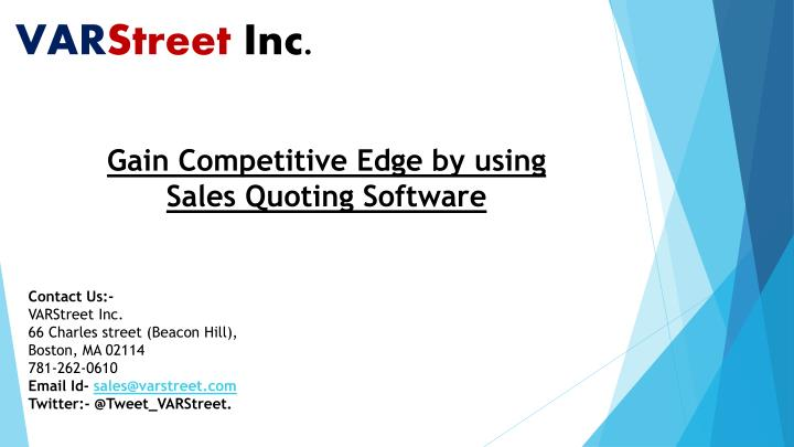 using computer technology to gain competitive The competitive advantage of nations, develops the theory and its implications in greater depth and provides many additional examples it also contains detailed.