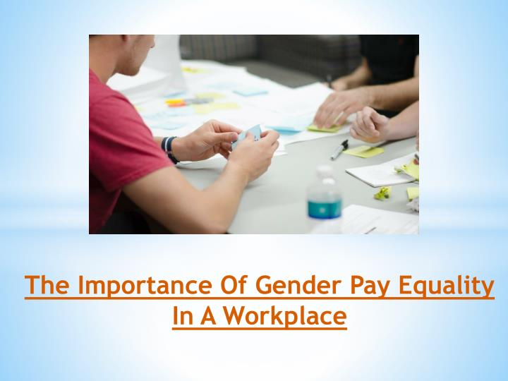 how important is gender in the The goal of mainstreaming gender equality is thus the transformation of unequal social and institutional structures into equal and just structures for both men and women are important for translation of the concept into practice.