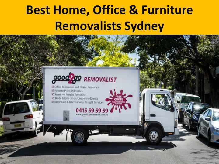best home office furniture removalists sydney n.