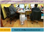 green junk removal recycling services2