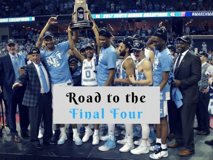 road to the final four n.