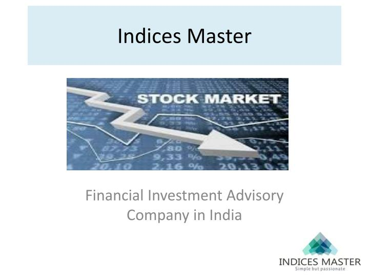 indices master n.