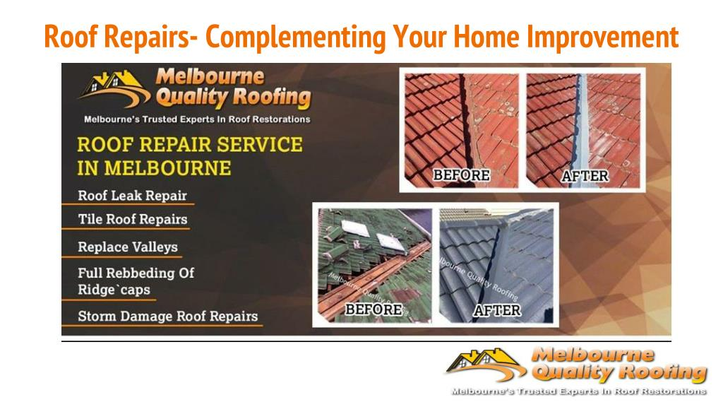 Ppt Roof Repairs Complementing Your Home Improvement Powerpoint Presentation Id 7541995
