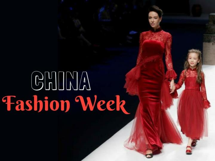 china fashion week n.
