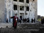 a new graduate of benghazi university takes