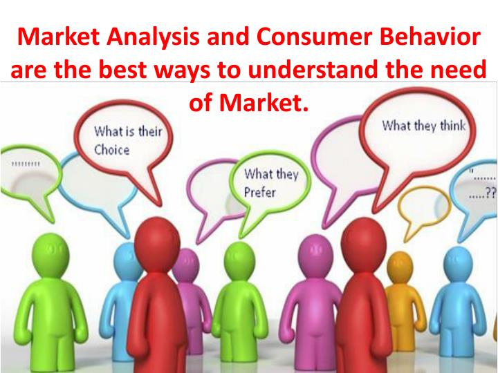 an analysis of the topic of the consumer behavior Description students develop an appreciation for the influence consumer behavior has on marketing activities students apply psychological, social and cultural concepts to marketing decision making.