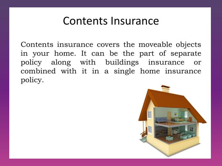 For Home Insurance Are Bathrom Fittings Building Or Contents