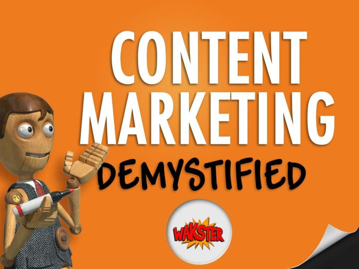 content marketing demystified n.