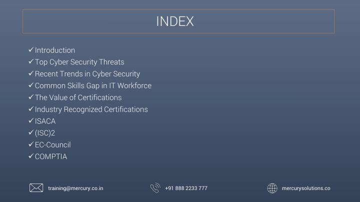 PPT - The Ultimate Guide To Cyber Security Certifications PowerPoint ...
