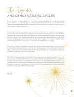 the equinox and other natural cycles