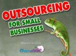 outsourcing for small businesses brought
