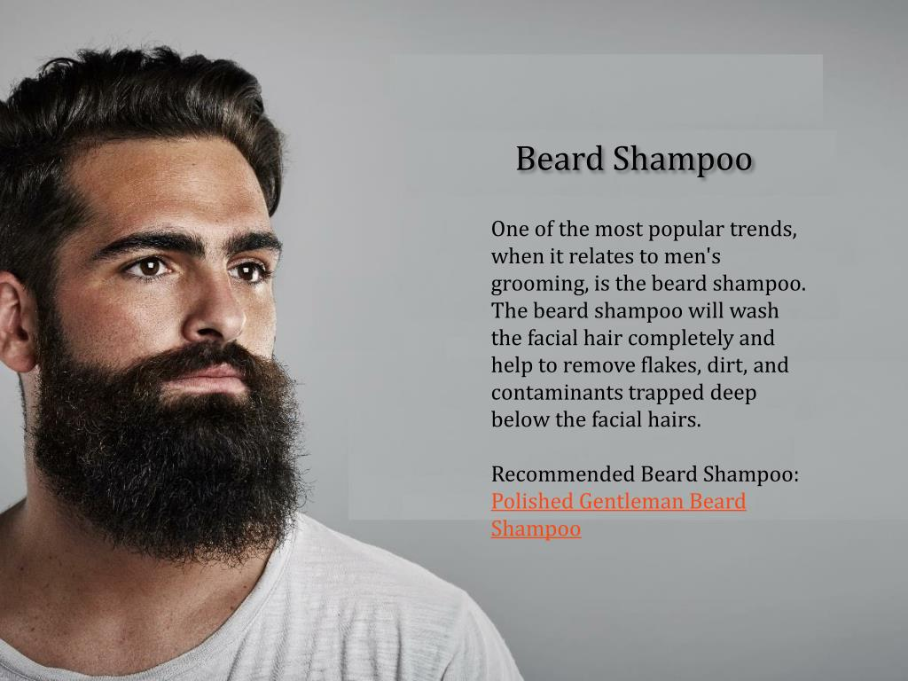PPT - Everyone should know best 5 products to keep your beard
