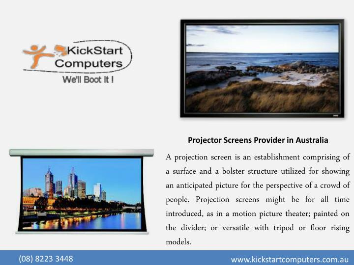 projector screens provider in australia n.