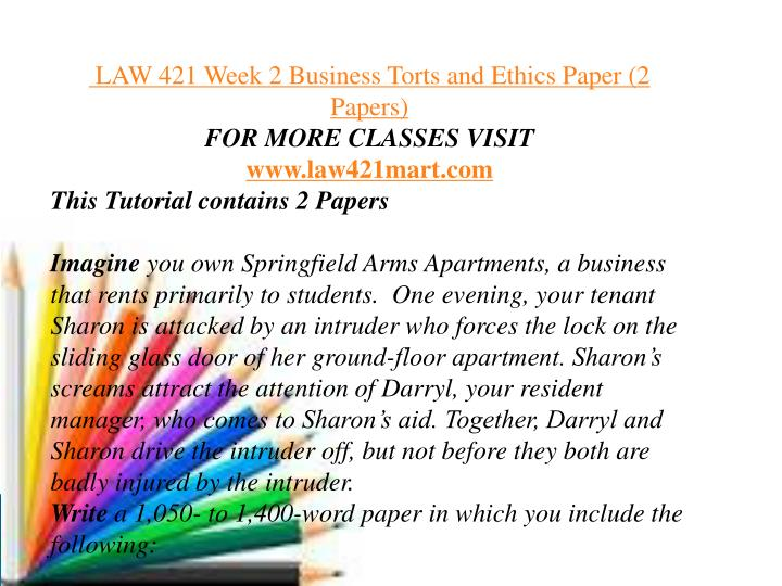 law 421 week 1 View law 421 week 1 individual assignment role and functions of law paper from law 421 at university of phoenix commerce powers role and functions of law law/421: contemporary business.