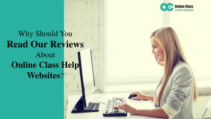 why should you read our reviews about online n.