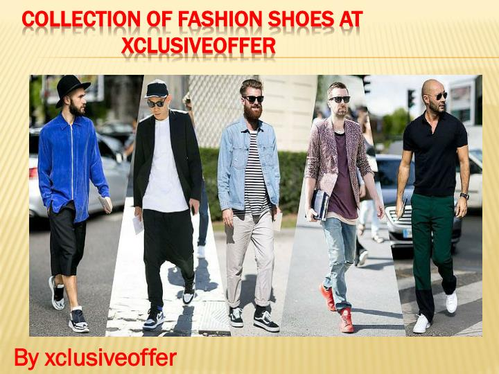 873099dbed4ad PPT - collection of shoes at xclusiveoffer PowerPoint Presentation ...