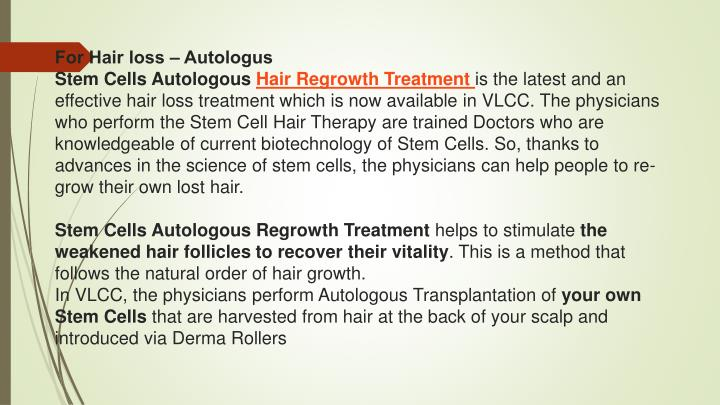 hair loss treatment essay Eight baldness cures that could soon put an end to your hair loss the most anticipated hair loss treatment in the near future springs from a japanese partnership.