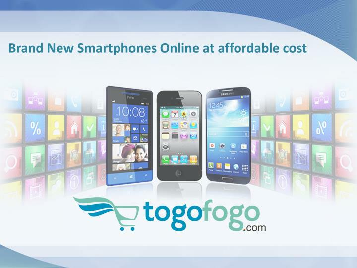 brand new smartphones online at affordable cost n.
