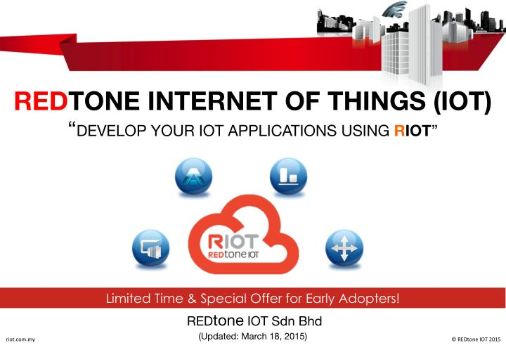 PPT - Develop Your IoT Applications Using RIOT PowerPoint