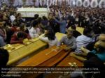 relatives of victims react to coffins arriving