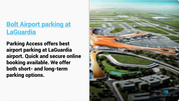 Parking Systems provides convenient and cost-effective long-term valet parking solutions for New York's LaGuardia Airport. The parking lot is located miles from LGA terminals, within the brand new Aloft and Ibis Hotels.