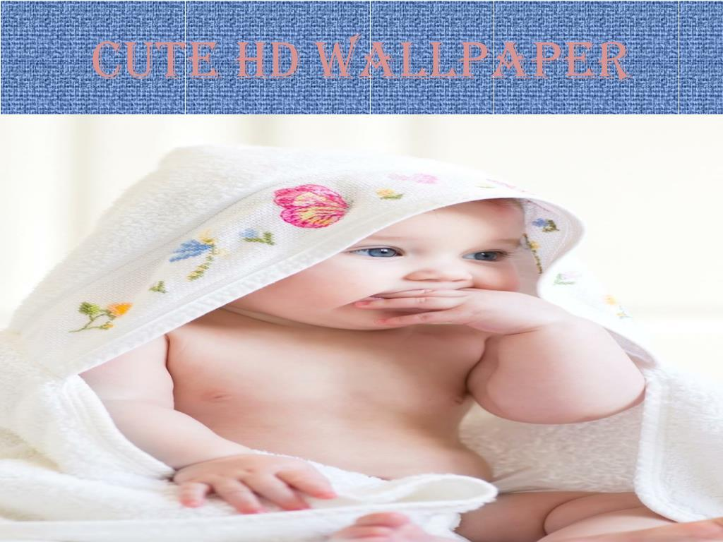 Ppt Cute Hd Wallpaper Powerpoint Presentation Free Download Id 7552139