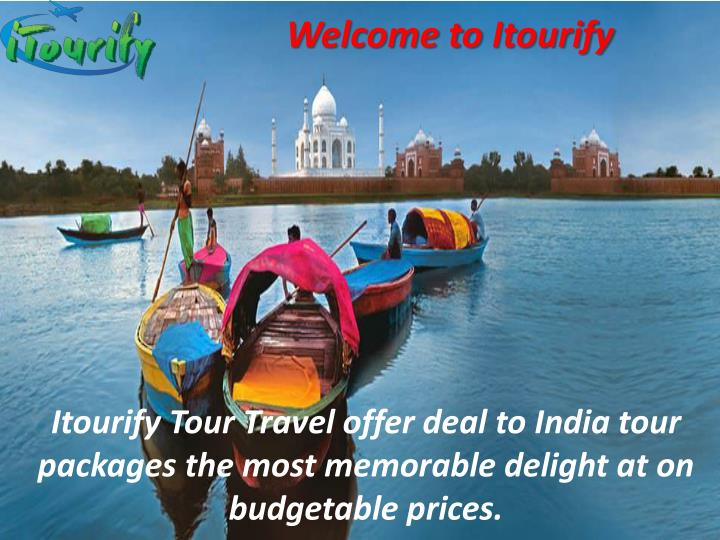 welcome to itourify n.