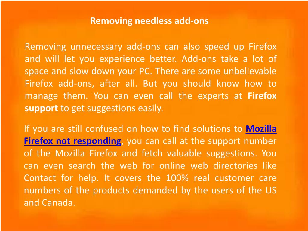 PPT - Mozila Support Phone Number PowerPoint Presentation