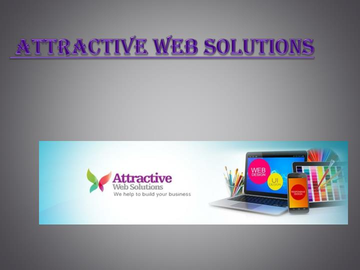 attractive web solutions n.