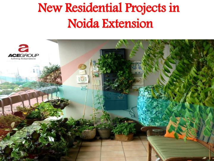 new residential projects in noida extension n.