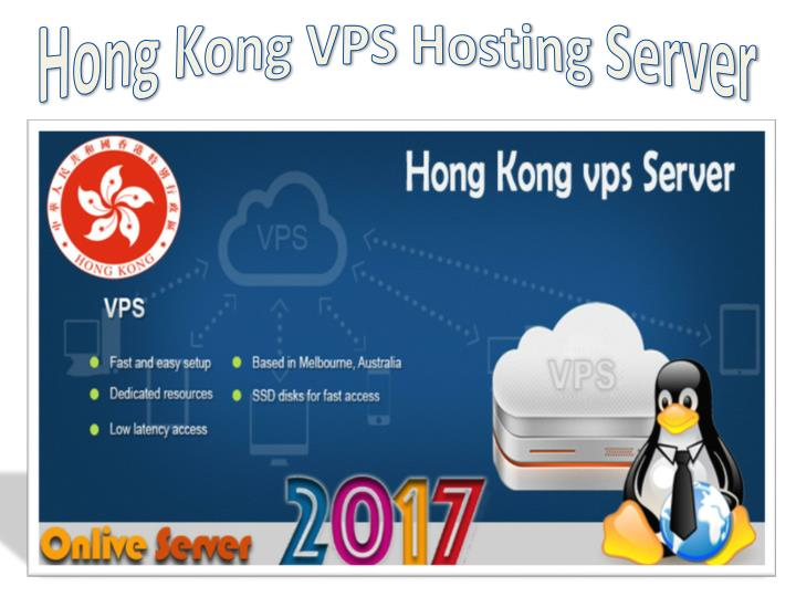Hong kong vps hosting server