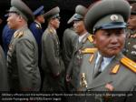 military officers visit the birthplace of north