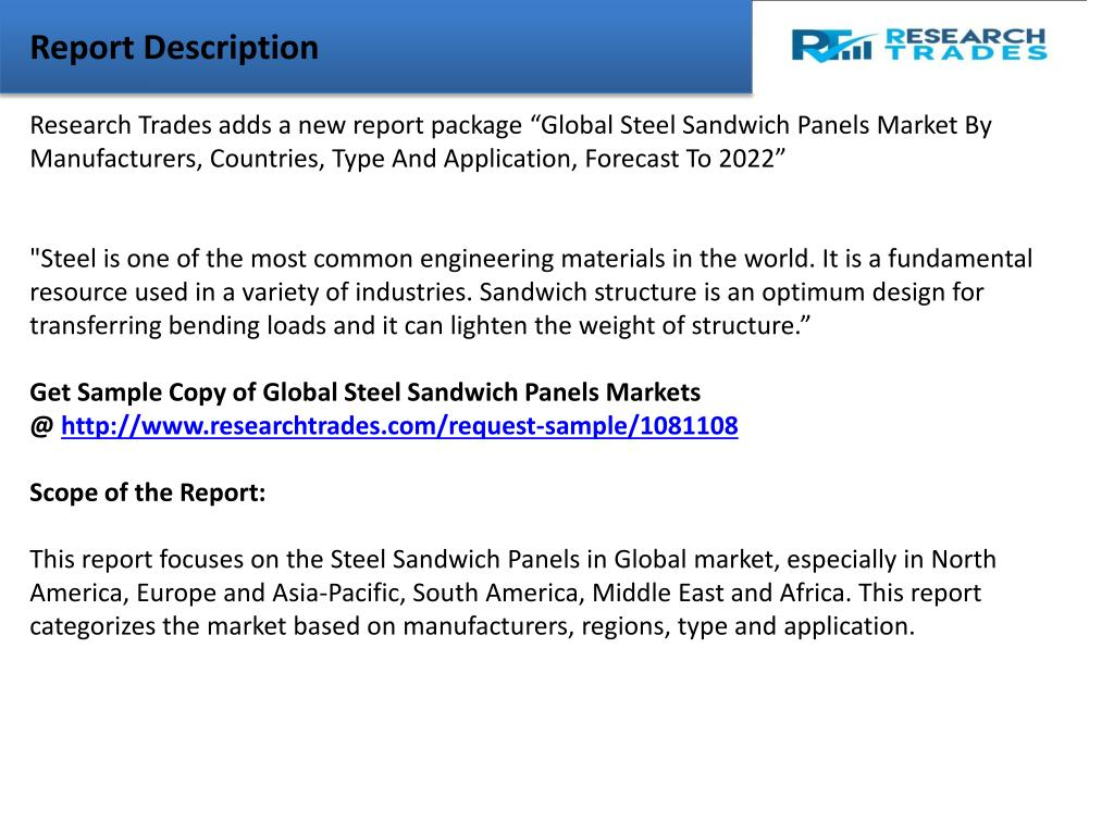 PPT - Steel Sandwich Panels Markets Expected To Gain Popularity