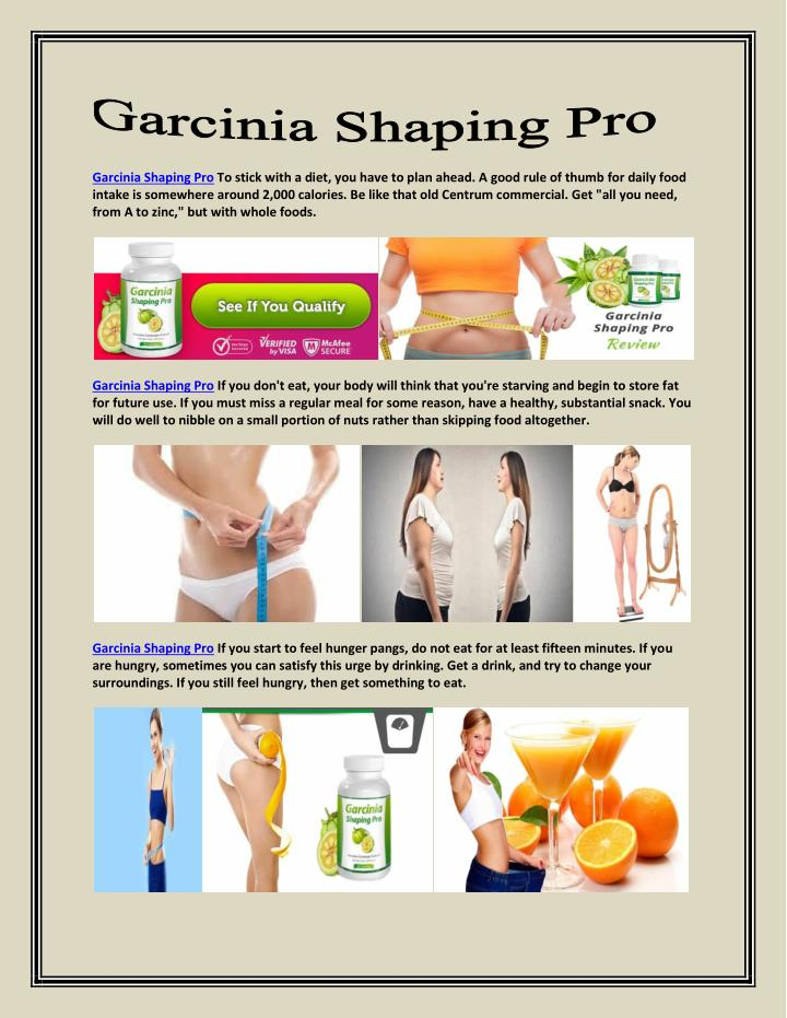 Helix6 Garcinia Cambogia Reviews