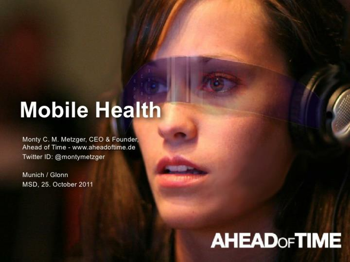 mobile health future of mhealth n.