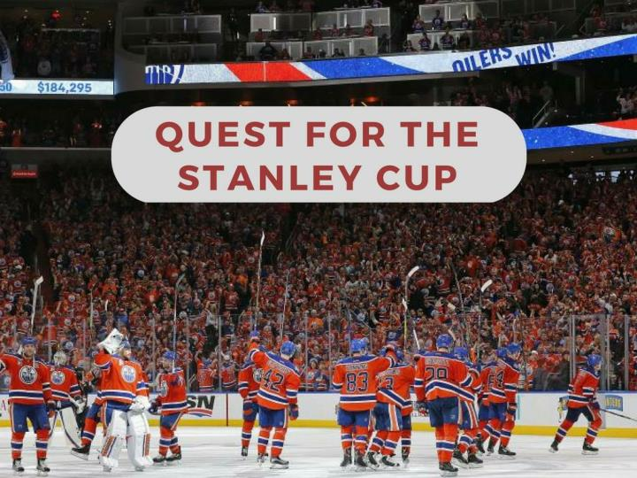 quest for the stanley cup n.