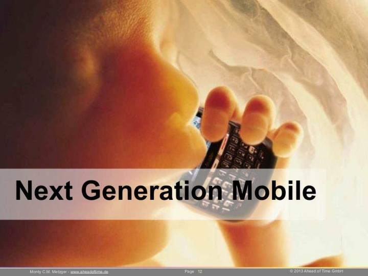 next generation mobile n.