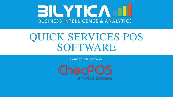 quick services pos software n.