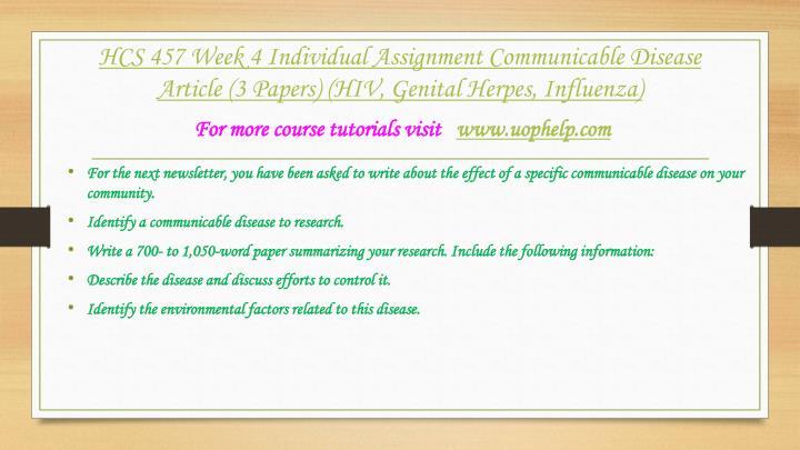 hcs 457 article review lyme disease