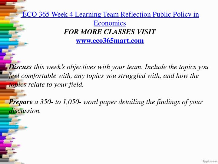 res 351 week 3 learning team reflection Res 351 week 3 preparing to conduct business research part 2  in your assigned learning team, explaining its purpose and methods of study  str 581 week 1.
