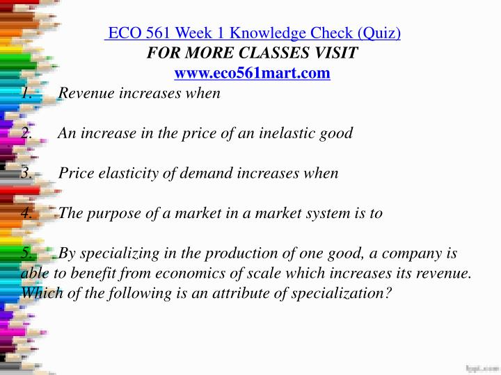eco 561 week 1 Eco 561 week 1 influence of economics on household decision making do you need help with your school do you need help with this assignment contact me to today to take care of all your academic needs do you need help with your school.