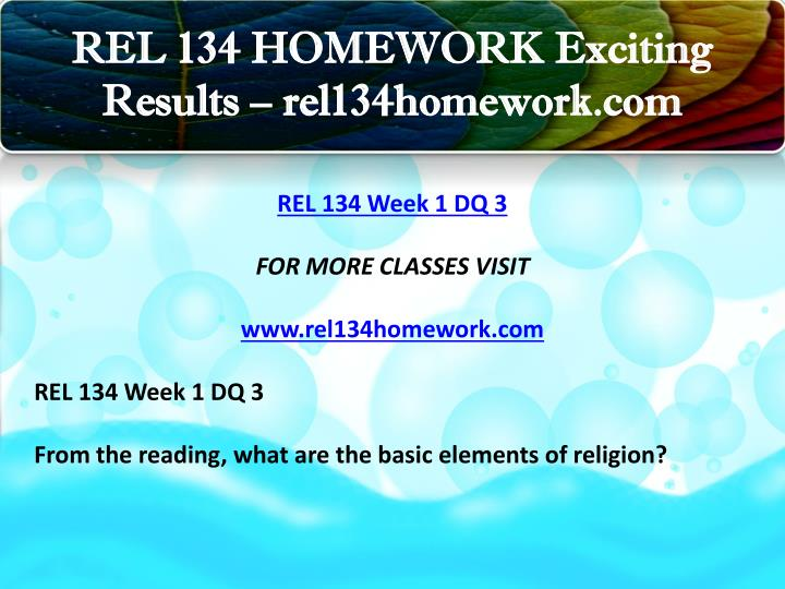 rel 134 religious traditions Week 1 rel/134 studying religion assignment options week 1 rel/134 studying religion assignment options week 1 rel/134 religious traditions.