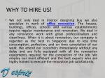 why to hire us