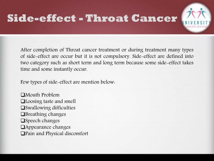 Ppt What Is Throat Cancer And It S Awareness