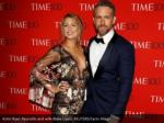 actor ryan reynolds and wife blake lively reuters