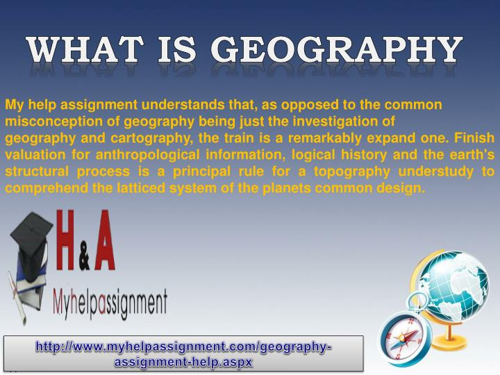 geography assignments Online geography assignment help in uk, us & malaysia instant assignment help offers geography assignment writing help to students at best price by experts.