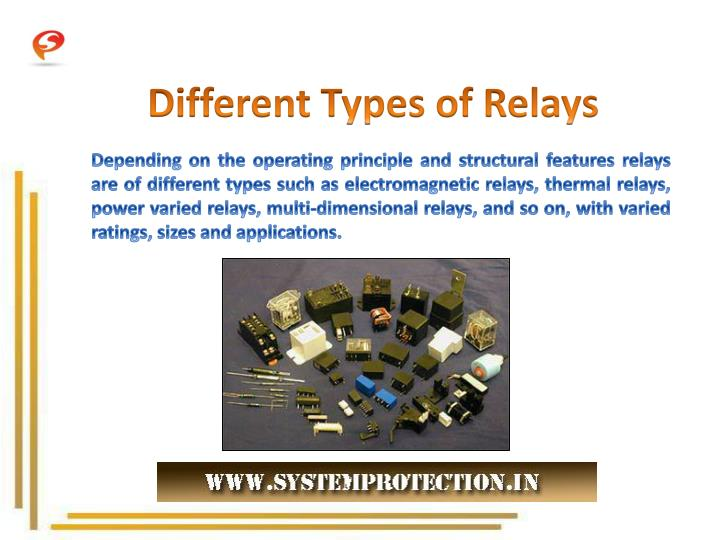 PPT Different Types of Relays Electrical Repairing Services