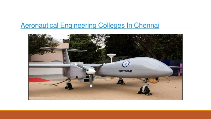 Aerospace Engineering Colleges : Ppt automobile engineering colleges in chennai